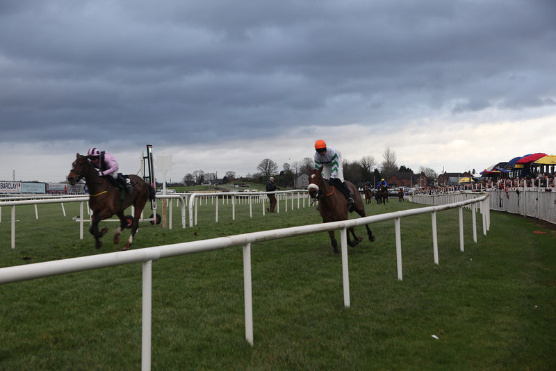 Down Royal Boxing Day Races, Ireland 2011
