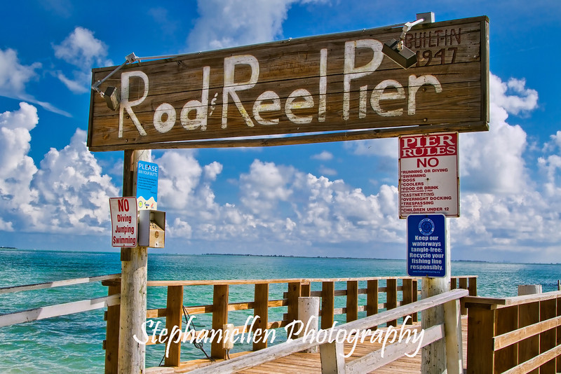 Anna Maria Island Florida Pier