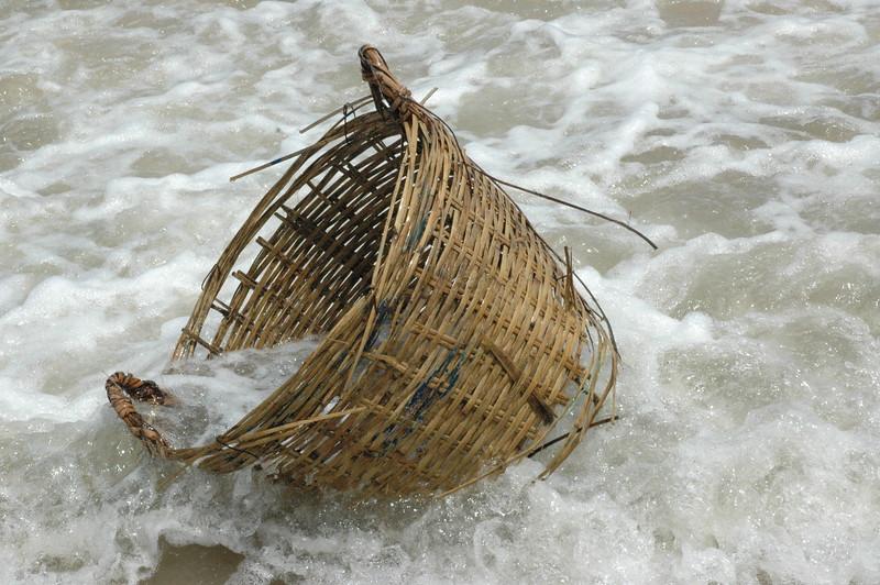 fish basket.....north coast vietnam--