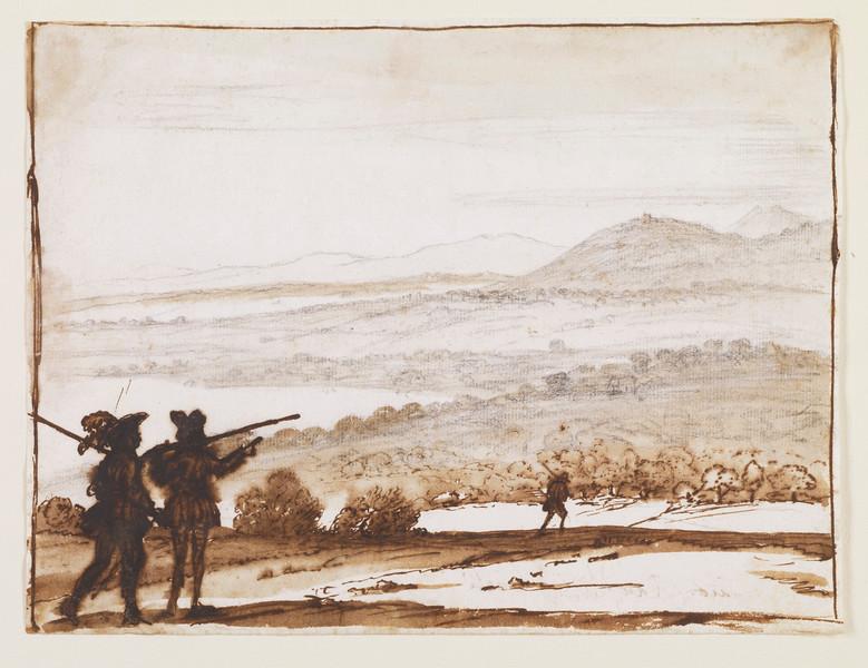 View from Tivoli, 1651