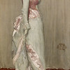 James Abbott McNeill Whistler (1834 - 1903)  Harmony in Pink and