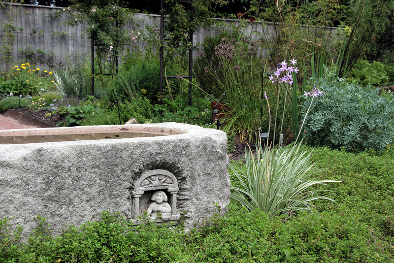Garden Trough by George Carruth