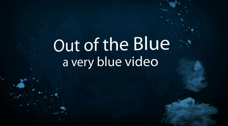 """Out of the Blue - made of blue photos from this gallery: <a href=""""http://www.winsomeworks.com/Art/Cascade-of-Colors/Out-of-the-Blue/10058414_uz7rZ#684832247_vH6iL"""">http://www.winsomeworks.com/Art/Cascade-of-Colors/Out-of-the-Blue/10058414_uz7rZ#684832247_vH6iL</a> . Music is """"Stanhope"""", by Scott McLeod"""