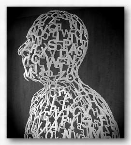 Alphabet Man