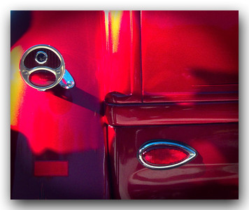 Rear lights on Ford street rod