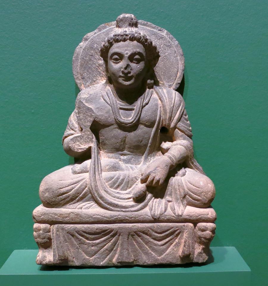 Asian art and sculpture