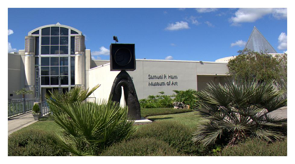Samuel P. Harn Museum of Art. Gainesville, Florida.