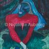 Blue Nun by Nicolette Aubourg ©