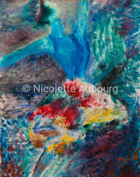 Dancer by Nicolette Aubourg ©