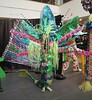 Carneval costume: Mermaid, Mingei International Museum, 11 Jun 2006
