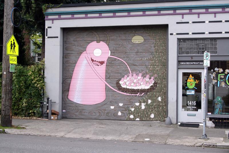 Portland, OR; 11 Oct 2008