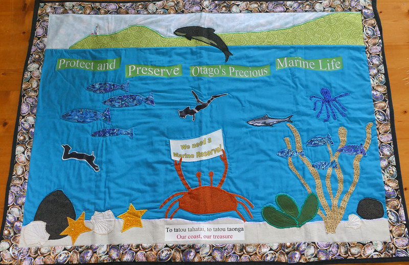 Protect & preserve Otago's marine life