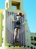"Ballerina Clown in Venice. Read this - <a href=""http://www.latimes.com/entertainment/arts/culture/la-et-cm-review-jonathan-borofskys-ballerina-clown-20140518-column.html"">http://www.latimes.com/entertainment/arts/culture/la-et-cm-review-jonathan-borofskys-ballerina-clown-20140518-column.html</a>"