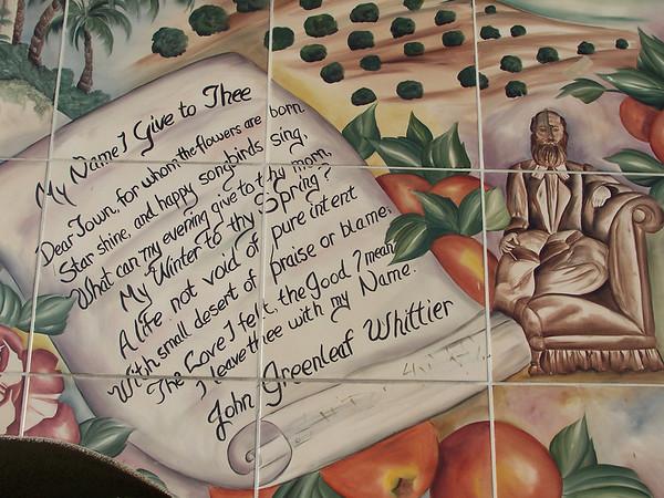 Letter from John Greenleaf Whittier