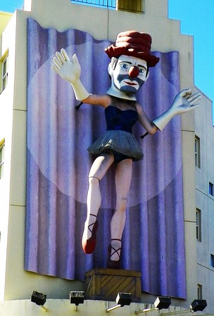 Ballerina Clown - 2