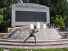 Boy Running in the Fountain, Norwalk