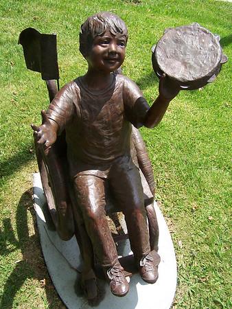 Statuary in Public Places