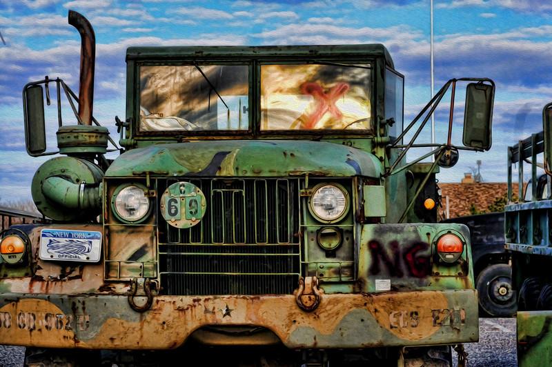 Army  Jeep NG