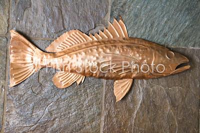 Copper Custom Calico Bass