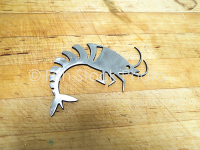 Single Heavy Duty Stainless Steel Shrimp