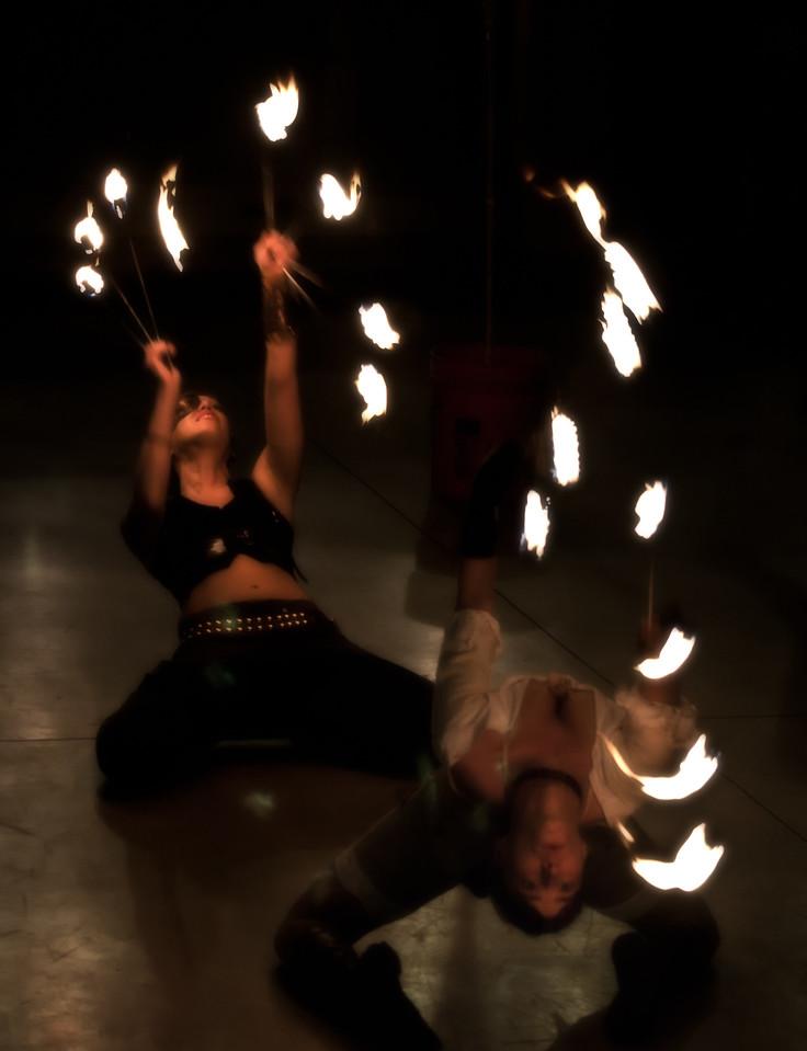 Fire Dance #25