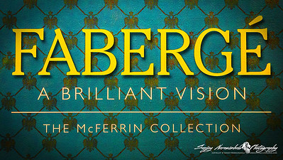 Faberge Exhibit at the Houston Museum of Science, February 9, 2013