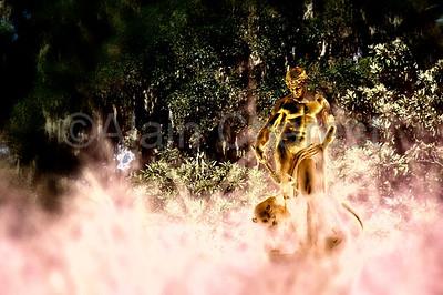 Dionysus in the Garden of Gods