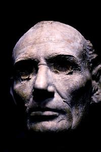 Lincoln Life Mask 1860 (NMAH)