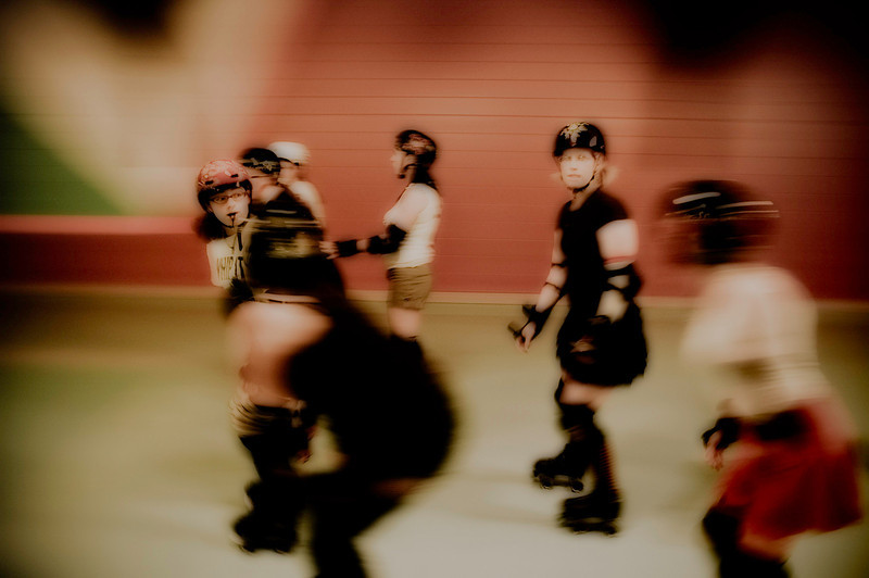 Roller Dames
