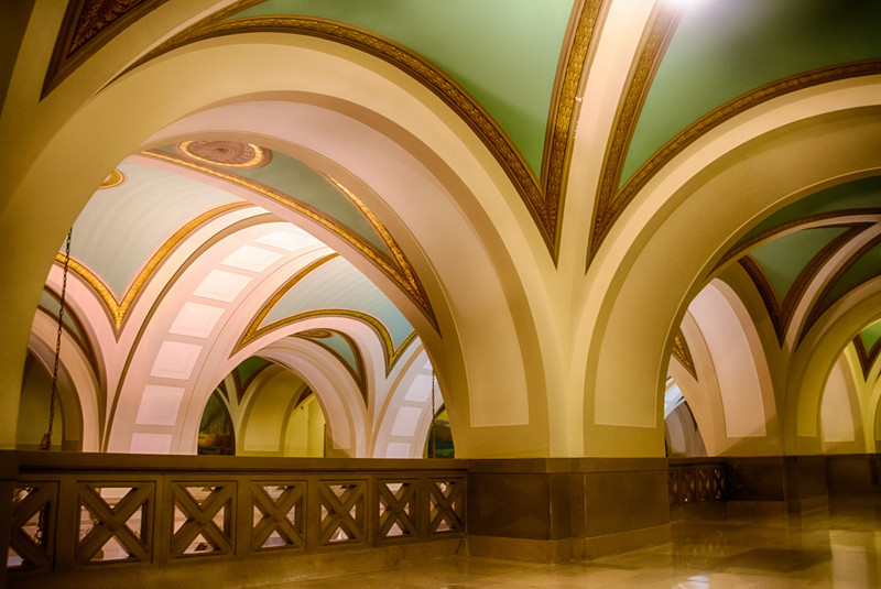 Ceiling Arches