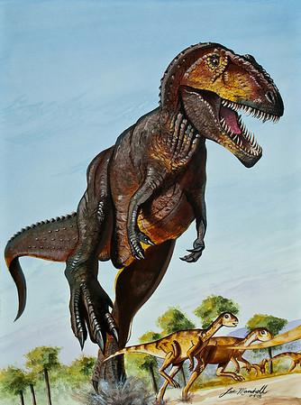 """Gigantosaur"""