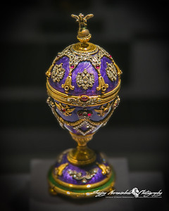 Faberge Egg, Houston Museum of Science, February 9, 2013