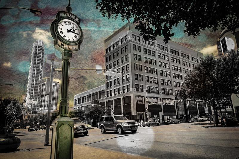 LittleField Clock
