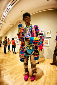 Art-minded young man The San Francisco Museum of Modern Art (SFMOMA) ref: 6bb8e192-5660-49e6-81cc-0970acf421f5
