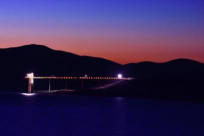 San Luis Reservoir, Los Banos California