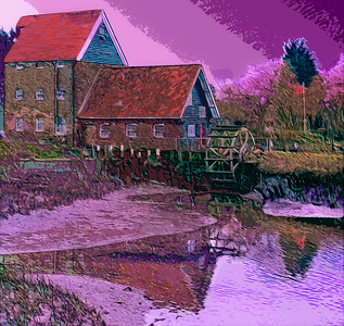 Battlesbridge Watermill