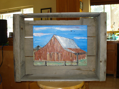 Gary's Barn-Sierra Valley Farms