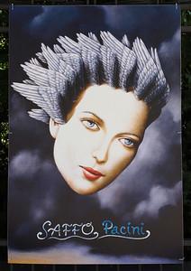 Art,Posters,Opera,Rafał Olbiński, Warszawa. Photo: Martin Bager