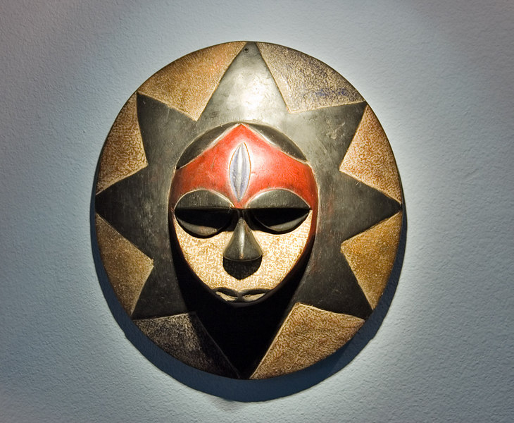 """Fertility Mask,"" Eket Tribe, Nigeria."