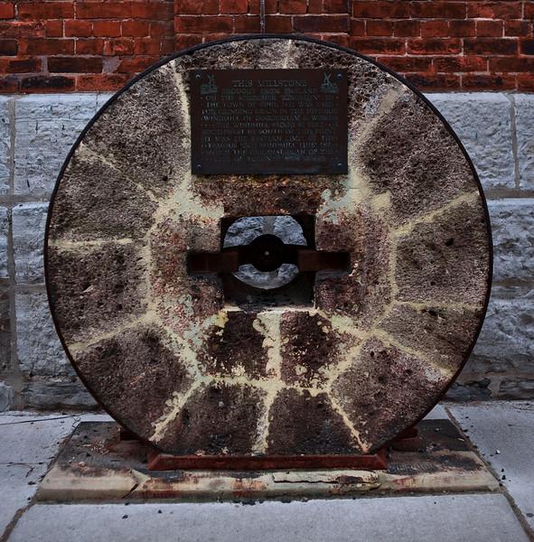 Wheat Grind Wheel