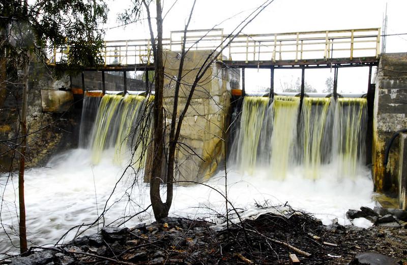 Alton Ontario Falls