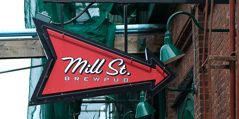 Mill Street Pub Distilley District