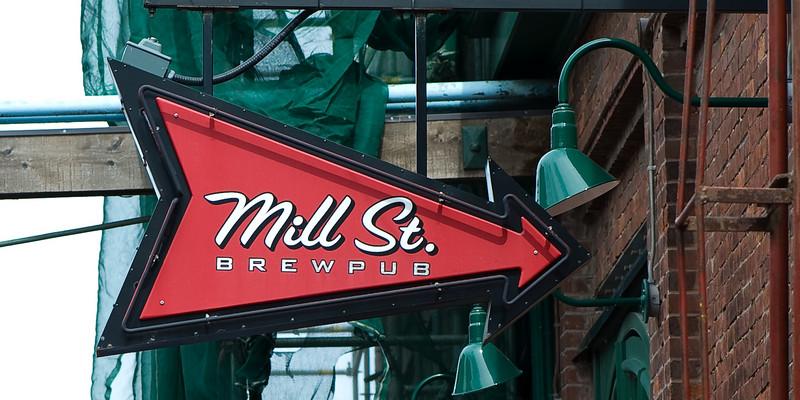 Mill Street Pub Distilley District