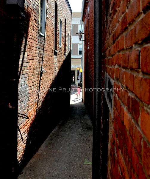 Alley Way, Annapolis, Maryland