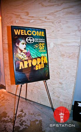 SF Weekly Artopia