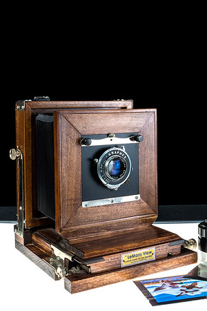 Leman's View 4x5 Field Camera