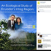 Earth Economics - Maya's report about mining in Ecuador's Cloud Forest.<br /> Copy was handed to the President of Costa Rica in New York, April 2, 2012.<br /> Way to go MAYA !!!!