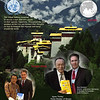"""EARTH ECONOMICS represented at the United Nations HAPPINESS SUMMIT, Copies of E.E. David Batker's """"What is the Economy for, Anyway?"""" was presented to the Prime Minister of Bhutan (they met there in 2011) and Maya's report on mining in Ecuador was given to Bhutan's Secretary of Gross National Happiness. New York, April 3, 2012"""