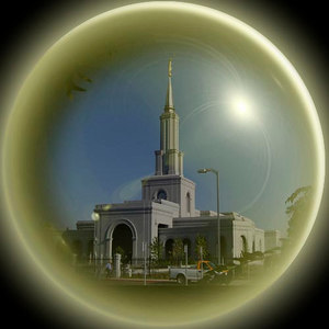 The new Sacramento California Temple