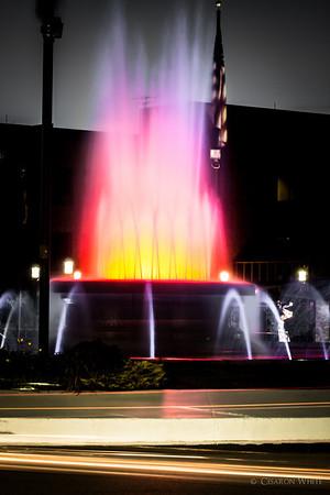 Gotta love the glow. Visit Belleville, IL.